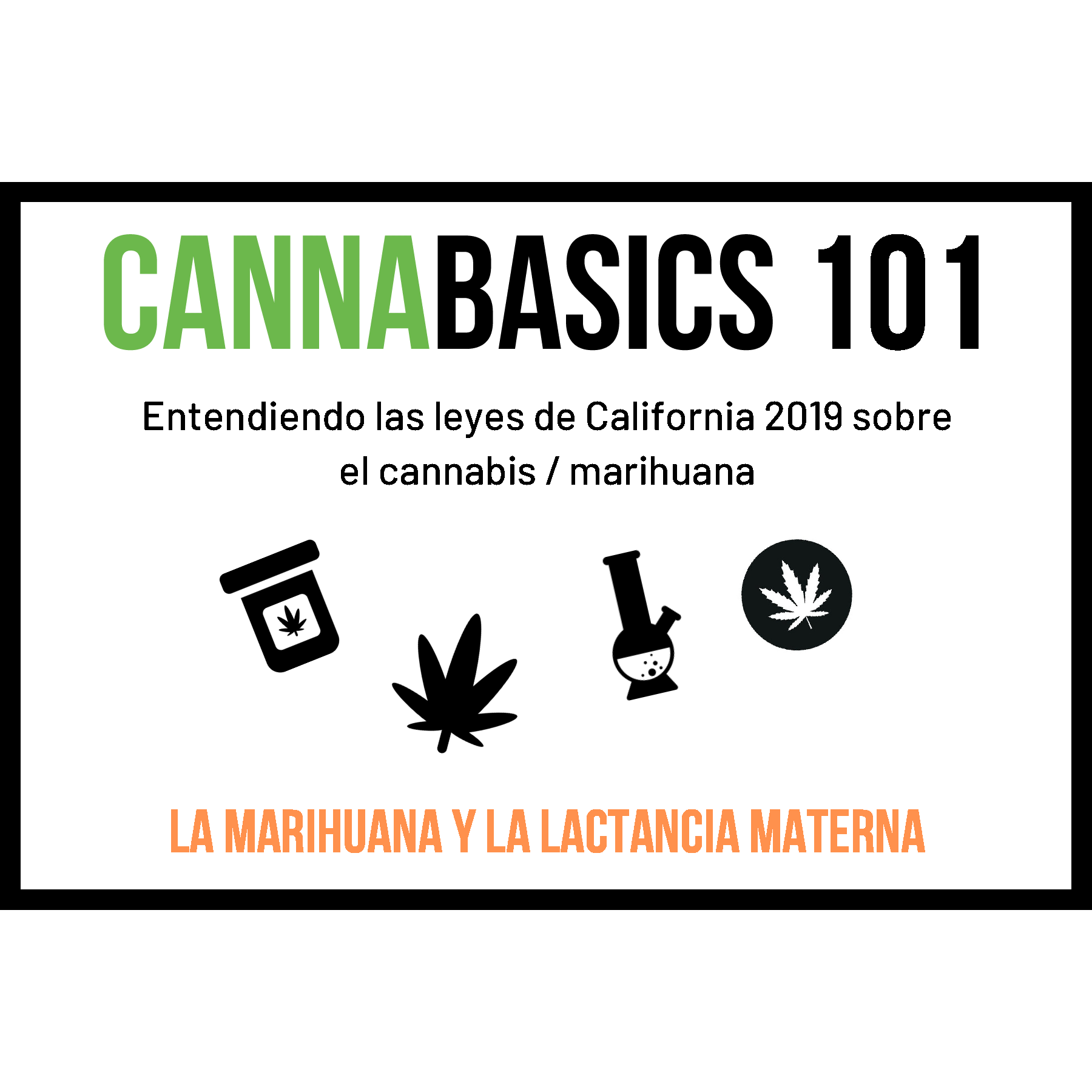 CannaBASICS 101 Spanish